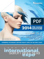 ISSE Long Beach 2014 Pre-Show Brochure