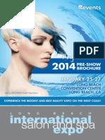 ISSE Long Beach 2014 Pre-Show Brochure