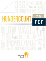 Hunger Count 2013