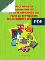 Guia Para La Participacion en La Elaboracion Del Plan de Convivencia en Los Centros Educativos - CODAPA - Libro