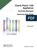 CP 1100ApplianceCentral AdminGuide