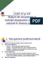 Recuperare in Diverse Patologii