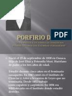 Porfirio Diaz Mori