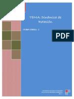 Informe n5 de Fisica Dinamica de Rotacion