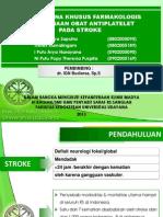 Antiplatelet Pada Stroke (Edit)