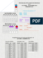 Programación D-13