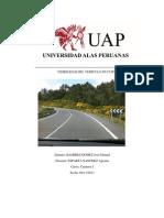 Visibilidad Del Vehiculo en Curvas