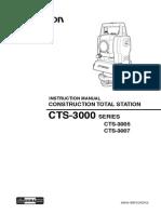 CTS-3000E-1220