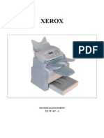 xerox Fx 2121 Service Manual