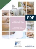 La Dependance - Avis Du Conseil Economique Social Et Environnemental-PDF