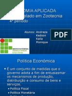 Economia Politica Fiscal