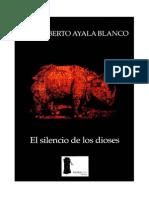 ayala - el silencio de los dioses.pdf