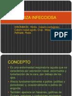 CORIZA INFECCIOSA