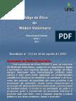 Código de ética MV Veta 07