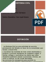Defensa Civil 2013 (Trabajo de Cívica).pptx