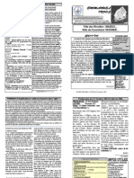 EMMANUEL Infos (Numéro 92 du 03 Novembre 2013)