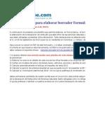 Formulario 210 Para Dr 2012 Basico