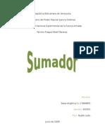SUMADOR
