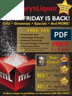 MLM BlackFriday Sales 2013.11.13