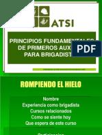 Primeros Auxilios2007