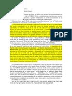 IMPORTANCIA DE LA TORÁH ORAL