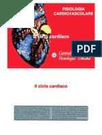 Fisiologia - Ciclo Cardiaco