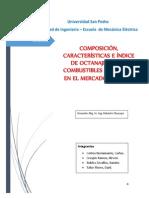 Motores de Combustión Interna - Trabajo Nro 04 - Características de los Combustibles en el Mercado Peruano.docx