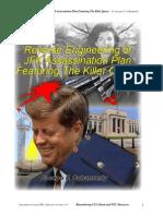 Reverse Engineering of JFK Assassination Plan Featuring The Killer Queen (Version 5.0)