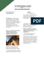 Informe 2 Redes