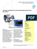 NLR TP 2007 513 Adv Cap for GasTurbine Engine Performance Simulations