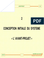 Cds e 2 Avant Projet PDF