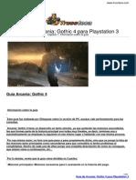 Guia Trucoteca Arcania Gothic 4 Playstation 3