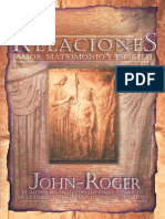 Jhon Roger Relaciones Amor Matrimonio y Espiritu