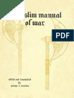 Scanlon a Muslim Manual of War