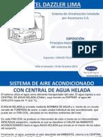 Sistema de Climatizaciòn Hotel Dazzler Lima - Perú