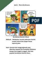 Komik Peribahasa