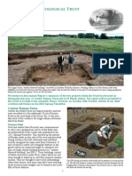 Norfolk Archaeological Trust Report 2012