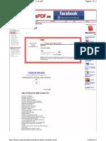 Indice Manual PDF