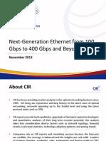 Next-Generation Ethernet