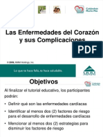 Enf Del Corazon y Sus Complicaciones
