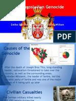yugoslavian genocide