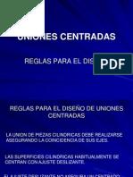 UNIONES CENTRADAS