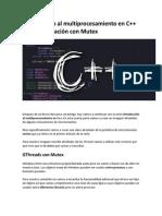 Introducción al multiprocesamiento en C++ IV