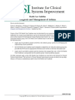 Diagnosis and Management of Asthma 2012