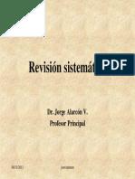 Clase Revision Sistematica