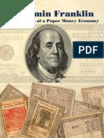 Ben Franklin and Paper Money Economy