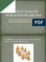 COMITÉS Y TOMA DE DESICIONES DE GRUPOS (1)2