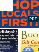 Record-Courier Small Business Saturday