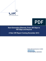 "Chapter from CIR Report, ""Next-Generation Ethernet"
