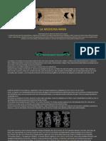 La Medicina Maya